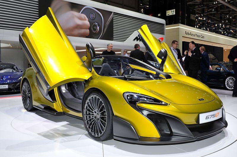 McLaren 675LT im Überblick