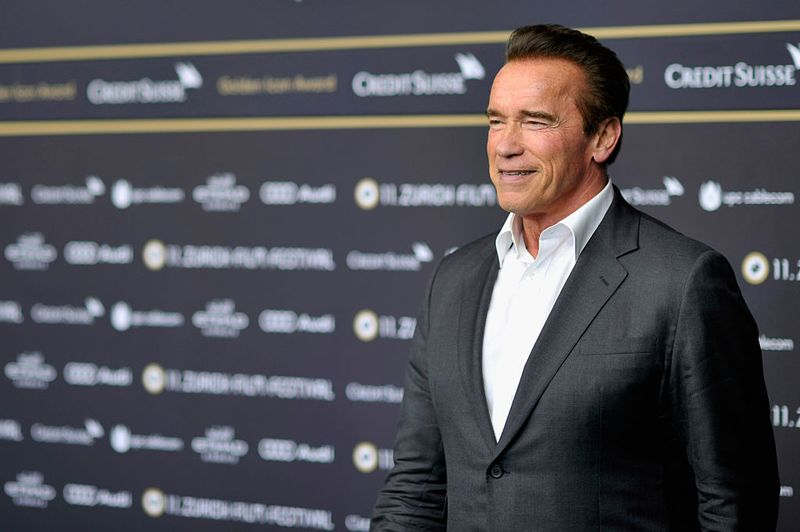 Kochen mit Arnold Schwarzenegger