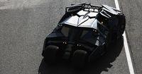 Schwarz wie die Nacht: Batmobil steht zum Verkauf