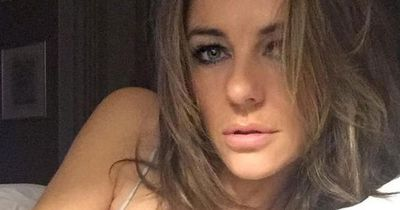 Hot on Instagram: Liz Hurley