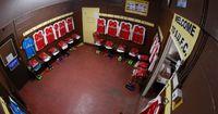 Arsenal-Stars verwüsten Sutton-Umkleide