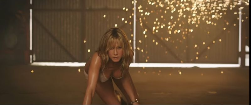 Video-Klassiker: Heißer Strip von Jennifer Aniston