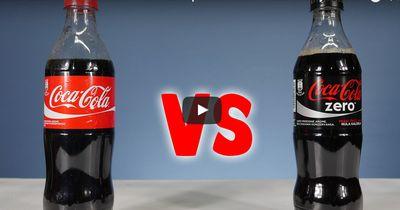 Coca Cola vs. Coca Cola Zero: Das Erfrischungsgetränk im Kochtest